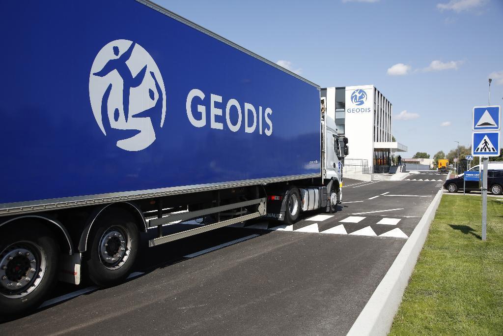 Image du transporteur Geodis - Tout droit sur cette image appartient à Geodis