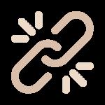 Engagement Fabricant - Icône de chaine de valeurs